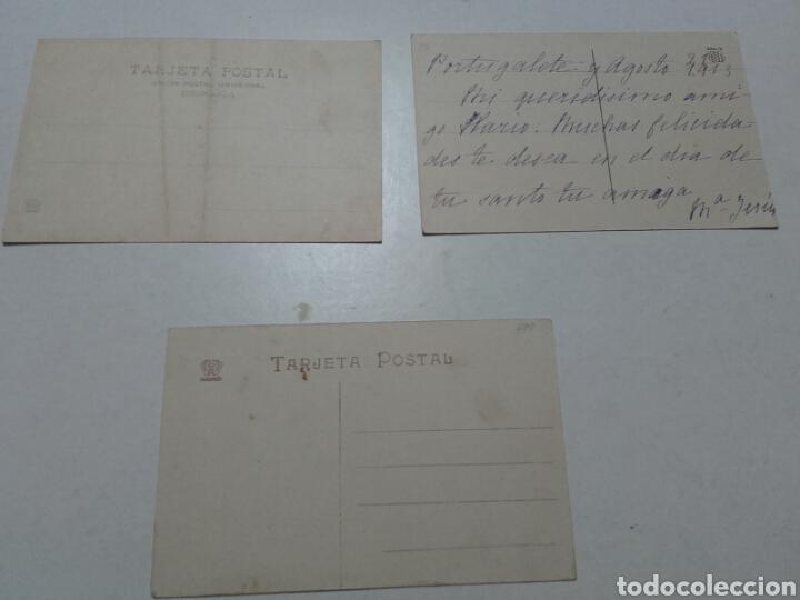 Postales: POSTAL LANDABURU HERMANAS. PUENTE VIZCAYA, MUELLE DE CHURRUCA, PUENTE VIZCAYA. - Foto 2 - 78816614