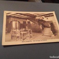 Postales: POSTAL DE DEVA - HALL DEL HOGAR DEL PRODUCTOR - NO ESCRITA NI CIRCULADA . Lote 78943085