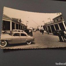 Postales: POSTAL DE IRÚN - PUENTE INTERNACIONAL - ESCRITA Y CIRCULADA . Lote 78943357