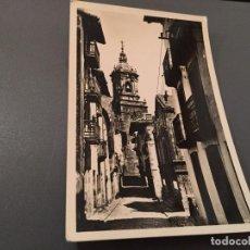 Postales: POSTAL DE FUENTERRABIA - CALLE DE LAS TIENDAS -NO ESCRITA NI CIRCULADA . Lote 78943453