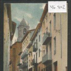 Postales: CESTONA -CALLE DE LA IGLESIA -VER REVERSO -(46.842). Lote 79803717