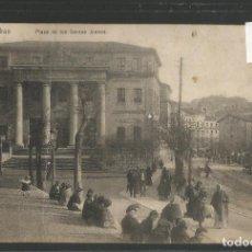 Postales: BILBAO - PLAZA DE LOS SANTOS JUANES -VER REVERSO -(46.845). Lote 79804009