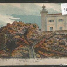 Postales: GUETARIA - EL FARO -VER REVERSO -(46.847). Lote 79805741