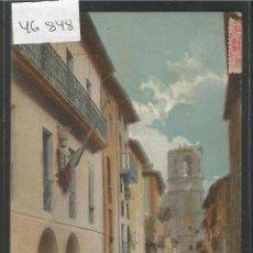 Postales: GUETARIA - CALLE MAYOR -VER REVERSO -(46.848). Lote 79805809