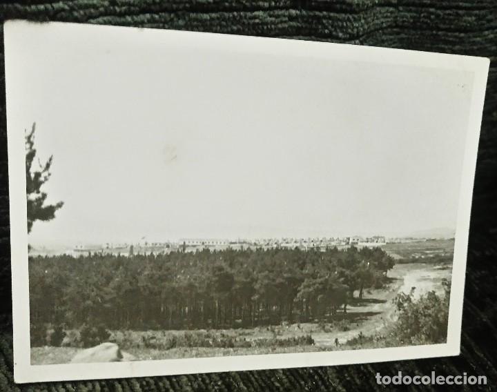 ANTIGUA FOTOGRAFÍA. FOTO PEÑA. VITORIA. FOTO AÑOS 50. (Postales - España - País Vasco Moderna (desde 1940))