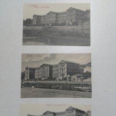 Postales: POSTAL BILBAO, UNIVERSIDAD DE DEUSTO. FOTOTIPIA CASTAÑEIRA Y ALVARED. MADRID.. Lote 81976979