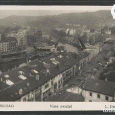 Postales: BILBAO - 21- VISTA PARCIAL - FOTOGRAFICA ROISIN - (47.506). Lote 82885836