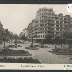 Postales: BILBAO -226- AVENIDA DOCTOR ARREILZA - FOTOGRAFICA ROISIN - (47.529). Lote 82888228