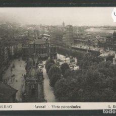Postales: BILBAO -211- ARENAL VISTA PANORAMICA - FOTOGRAFICA ROISIN - (47.543). Lote 82889492