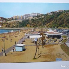 Postales: POSTAL ALGORTA -PLAYA ESCRITA. Lote 83694820