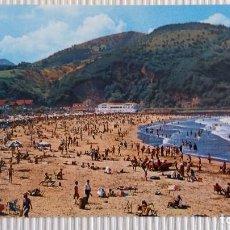 Postales: DEVA (GUIPÚZCOA) LA PLAYA. POSTAL Nº 7 GARCIA GARRABELLA Y CÍA.. Lote 83844392