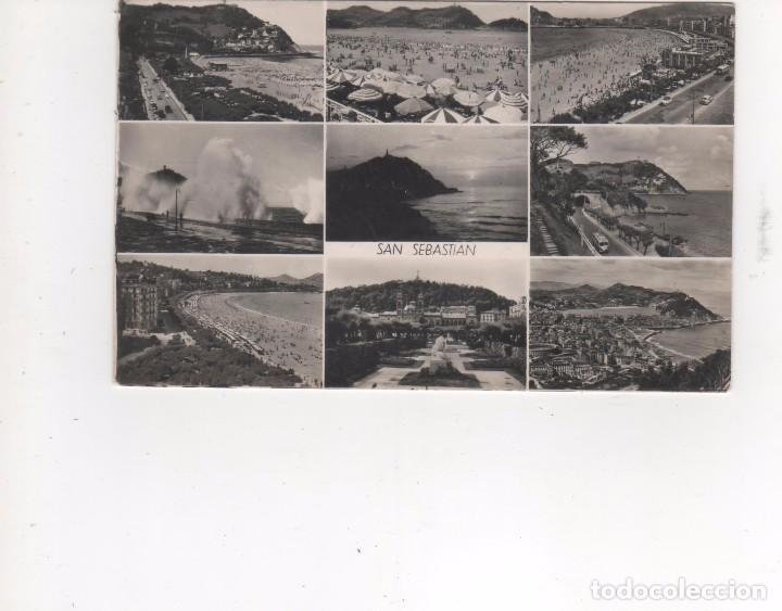 SAN SEBASTIÁN/DONOSTIA. (Postales - España - País Vasco Moderna (desde 1940))