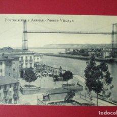 Postales: POSTAL PORTUGALETE, VIZCAYA, PUENTE - P3163. Lote 85008503