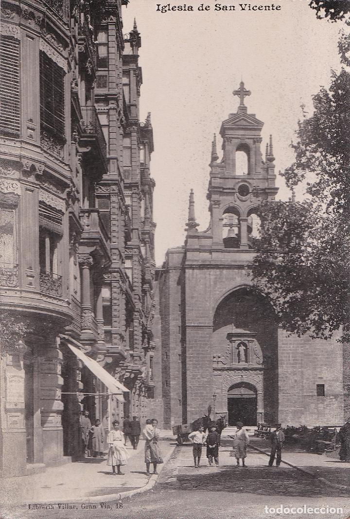 Iglesia De San Vicente Bilbao Sin Circular B Vendido En Venta Directa 85521628
