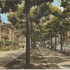 Postales: POSTAL, TOLOSA-GUIPUZCOA, PASEO DE SAN FRANCISCO Y ARCHIVO, ESCRITA. Lote 85627984
