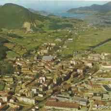 Postales: GUERNICA (VIZCAYA) VISTA AÉREA - OYARZABAL MATEO Nº 26 - CIRCULADA 1968. Lote 86291308