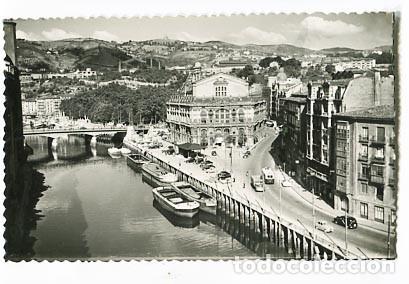 BILBAO VISTA PARCIAL. . ED. MAITE. ESCRITA (Postales - España - País Vasco Moderna (desde 1940))