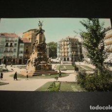 Postales: VITORIA PLAZA DE LA VIRGEN BLANCA. Lote 87601712