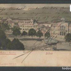 Postales: BILBAO - PLAZA DE LA REPÚBLICA - P21196. Lote 89093744