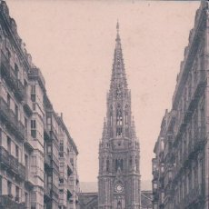 Cartes Postales: POSTAL SAN SEBASTIAN.- IGLESIA DEL BUEN PASTOR. 153. ED.G.G.GALARZA. Lote 90098840
