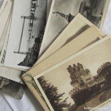 Postales: 13 TARJETAS POSTALES BLANCO Y NEGRO VIZCAYA. Lote 91168380