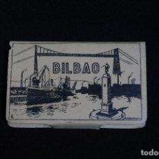 Postales: ACORDEON DE 12 POSTALES RECUERDO DE BILBAO, N.2. Lote 91224910