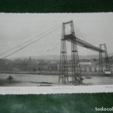 Postales: GETXO - PUENTE VIZCAYA - LAS ARENAS - MADYMA 97. Lote 91700615