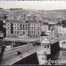 Postales: POSTAL BILBAO PUENTE DEL GENERAL MOLA Y AYUNTAMIENTO . Lote 91834240