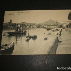 Postales: BILBAO PORTUGALETE. Lote 92459595
