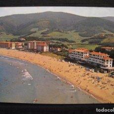 Postales: POSTAL BAQUIO ( VIZCAYA ) - PLAYA - CIRCULADA.. Lote 93114365