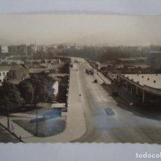 Postales: POSTAL DE BILBAO DEUSTO. PUENTE DEL GENERASIMO. Lote 93819340