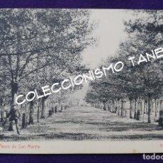 Postales: POSTAL DE OÑATE (GUIPUZCOA). PASEO DE SAN MARTIN. FOTOGRAFIA M.Z. THOMAS. AÑO 1910. Lote 94017535