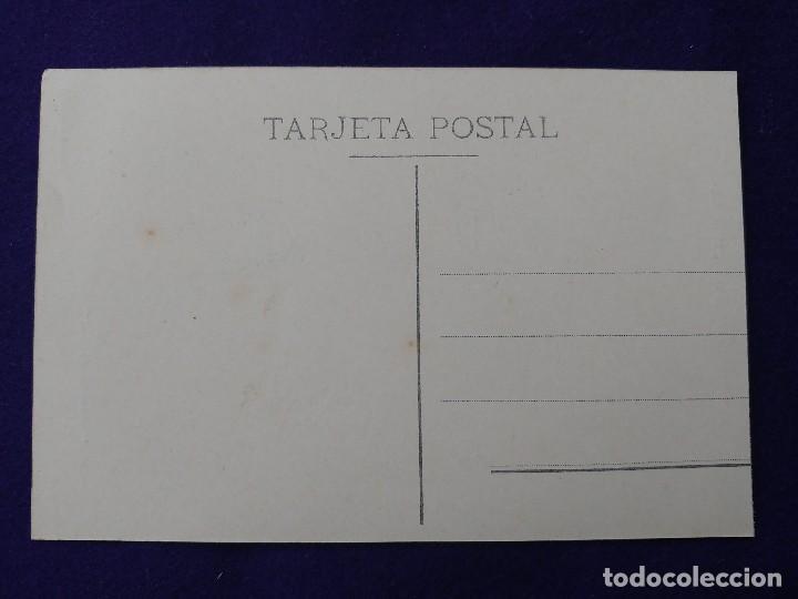 Postales: POSTAL DE VITORIA (ALAVA). ALREDEDORES DE VITORIA. PUESTA DE SOL. LIBRERIA GENERAL. AÑO 1910-1915 - Foto 2 - 94019060