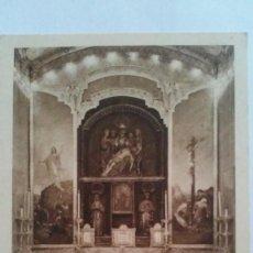 Postales: LOYOLA - 12 - ORATORIO ANTIGUO - VICENTE GUIBERT. Lote 94539467