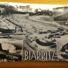 Postales: FOTO POSTAL BIARRITZ. Lote 95881952