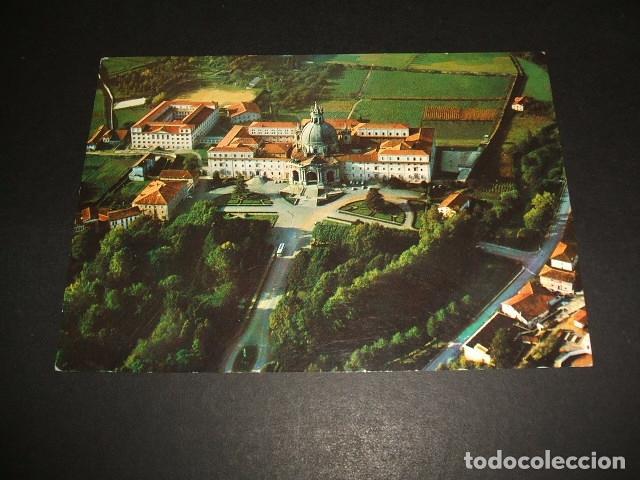 SANTUARIO DE LOYOLA GUIPUZCOA VISTA AEREA (Postales - España - Pais Vasco Antigua (hasta 1939))