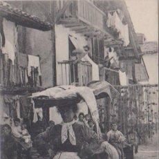 Postales: FUENTERRABIA (GUIPUZCOA) - PESCADORA DE FUENTERRABIA. Lote 97342227