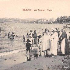 Postkarten - BILBAO.- LAS ARENAS.- PLAYA - 97355807