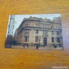 Postales: ANTIGUA POSTAL BILBAO, BANCO DE ESPAÑA. Lote 97808975