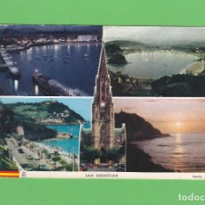 Postales: POSTAL SAN SEBASTIAN. Lote 98022295