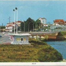 Postcards - IRUN .- PUENTE INTERNACIONAL DE SANTIAGO .- FOTO MANIPEL - 99232619