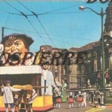 Postales: POSTAL, BILBAO, FIESTAS EN BILBAO, ED. DESSIN-BILBAO, ESCRITA. Lote 99963019