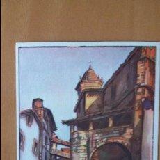 Cartoline: POSTAL VASCA - C LANDI, NÚM 8-ORIO-UNA CALLE TÍPICA GUIPUZCOA SIN CIRCULAR -. Lote 100084991