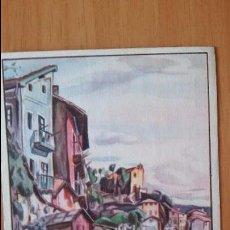 Cartoline: POSTALES VASCAS-C LANDI, NÚM 4- PASAJES DE SAN PEDRO-UN RINCÓN TRANQUILO. GUIPUZCOA -. Lote 100086087