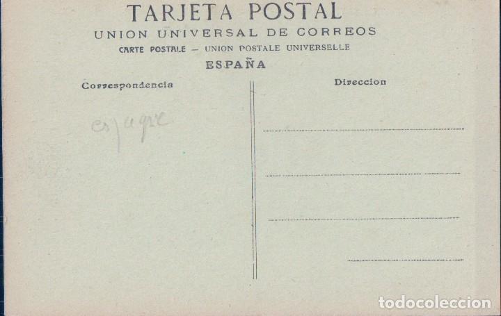 Postales: POSTAL SAN SEBASTIAN 4 - PUENTE DE MARIA CRISTINA - M.D. DELBOY - Foto 2 - 100133699