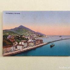 Postales: PORTUGALETE Y SANTURCE - BILBAO- SIN CIRCULAR. Lote 100282383