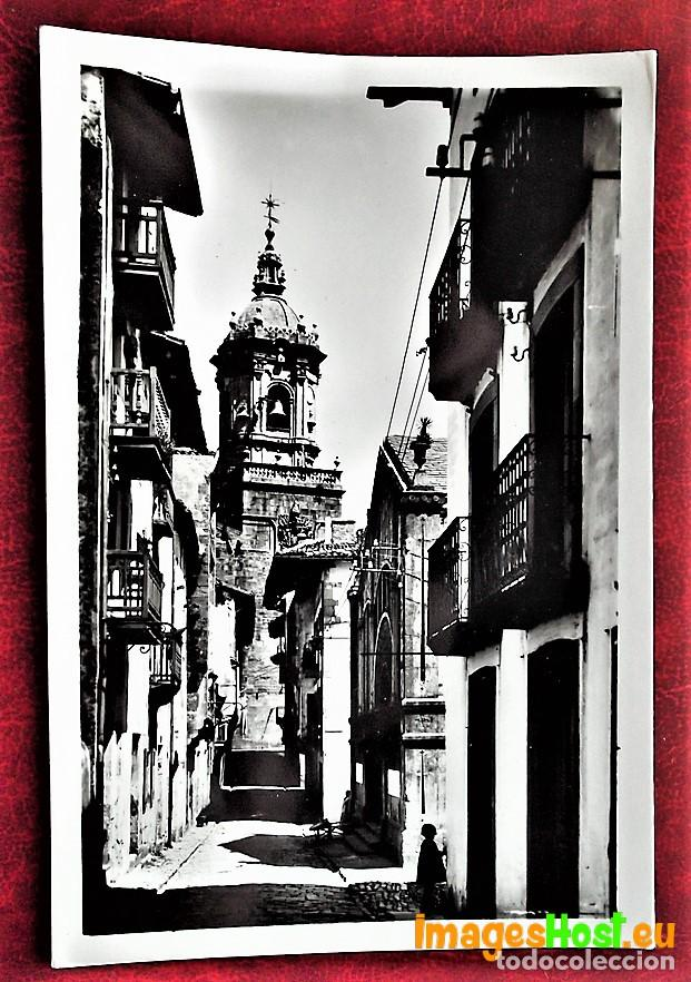 FUENTERRABÍA (GUIPÚZCOA). 27 CALLE DE LAS TIENDAS. GALARZA. NUEVA (Postales - España - País Vasco Moderna (desde 1940))