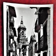 Postales: FUENTERRABÍA (GUIPÚZCOA). 27 CALLE DE LAS TIENDAS. GALARZA. NUEVA. Lote 100487672