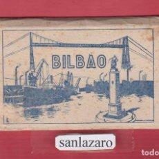 Postales: BILBAO EDICIONES GARCIA GARRABELLA ZARAGOZA Nº 10 POSTALES EN BLANCO Y NEGRO LIV 176. Lote 100711127