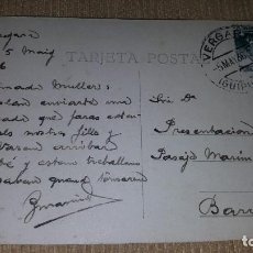 Postales: POSTAL VERGARA.RIO DEVA.ACABADO FOTOGRÀFICO.CIRCULADA.GUIPUZCOA.. Lote 101370615